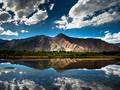 西藏斑斓风景高清桌面壁纸