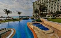 酒店游泳池高清图片壁纸3