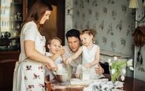 家庭温馨的唯美图片壁纸
