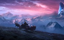 动画电影冰雪奇缘2(Frozen 2)壁纸