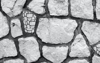 石墙背景图片壁纸
