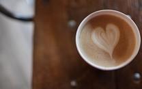 一组精美的咖啡杯高清图片壁纸2
