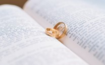 爱情戒指图片唯美壁纸