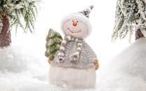 纯美雪景桌面壁纸