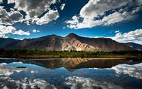 西藏美丽风光高清桌面壁纸