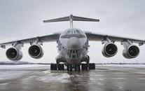 伊尔-76MD战略运输机壁纸