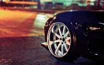 轮胎图片-酷炫的汽车轮胎图片壁纸