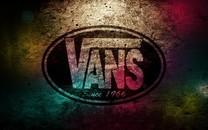 酷炫时尚的VANS品牌LOGO壁纸图片大全