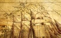 复古地图图片-古代地图图片大全