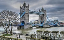 英国伦敦城市风景图片壁纸