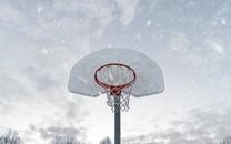 篮球框元素背景图片壁纸