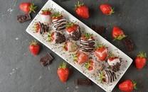 好吃的美食小甜点图片壁纸