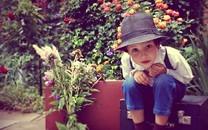精选可爱小孩萝莉写真图片壁纸