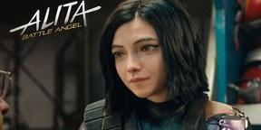 阿丽塔战斗天使桌面壁纸