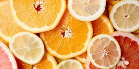 橙子背景图片壁纸