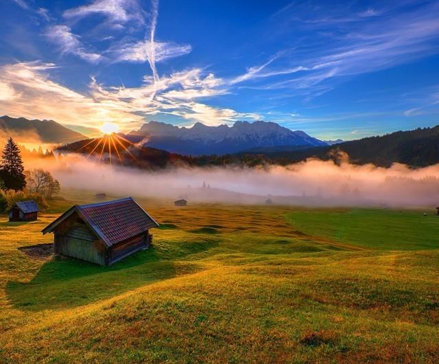 高清唯美大自然美丽风景大图电脑桌面壁纸第一辑-风景壁纸-壁纸下载