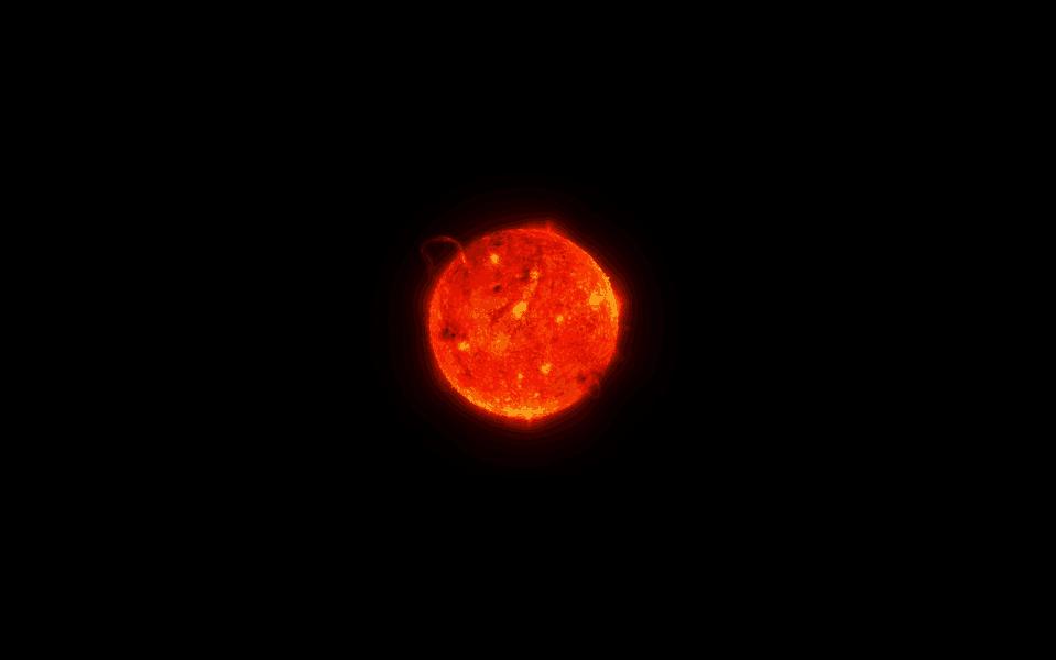 电脑壁纸 星空壁纸 太阳系星体桌面壁纸下载