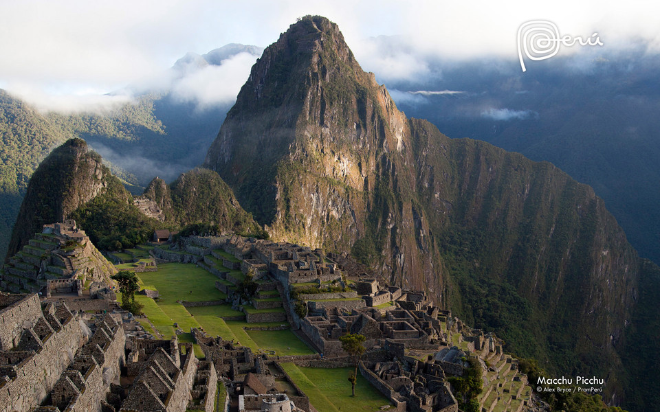 自然风景壁纸 秘鲁windows 7主题风光摄影宽屏壁纸下载