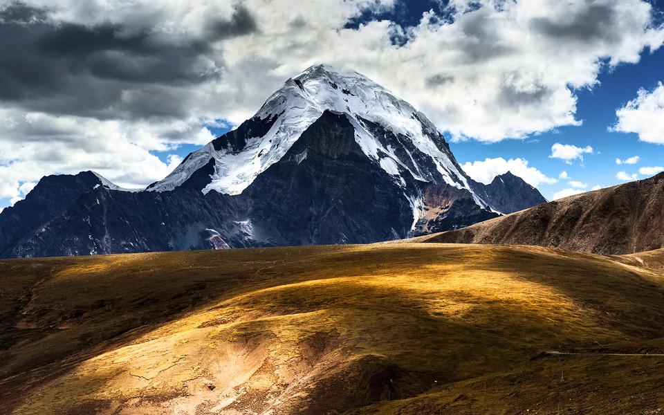 西藏美丽风光高清桌面壁纸 第2页-zol桌面壁纸