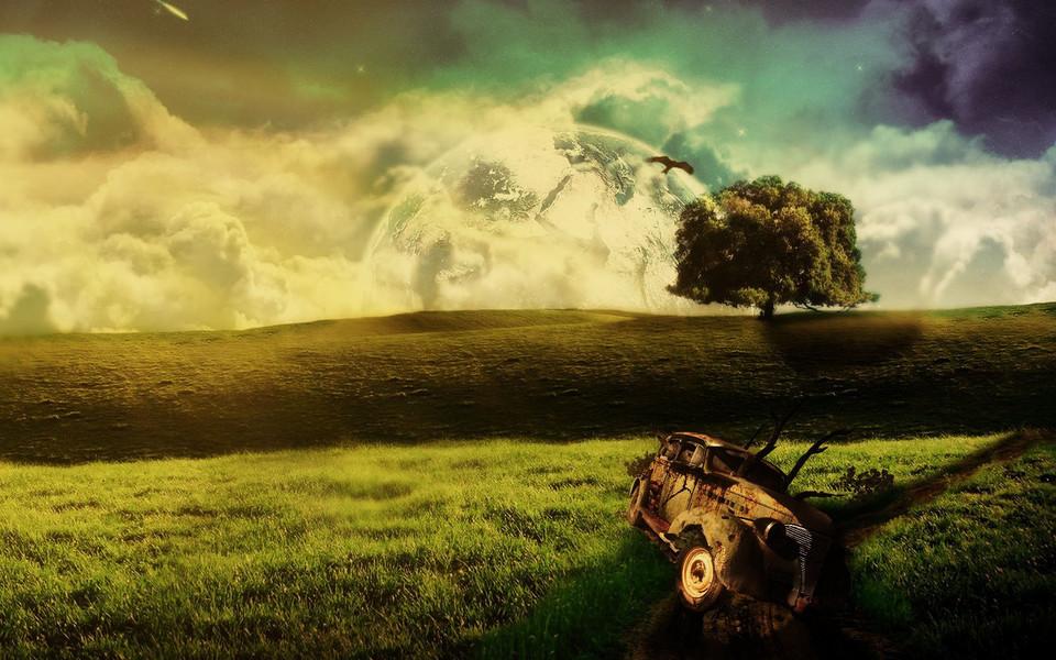 唯美意境壁纸 唯美自然风景推荐高清电脑桌面壁纸下载