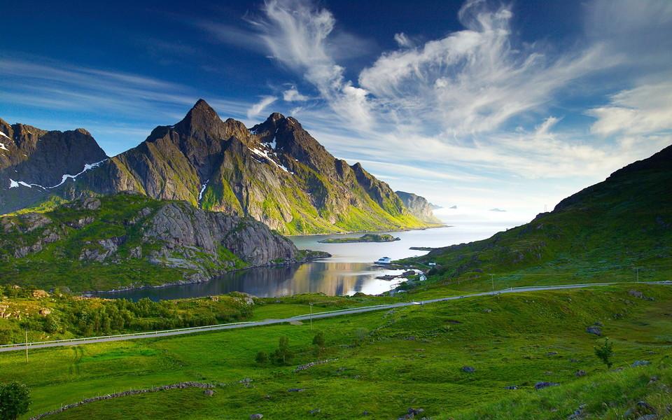 笔记本壁纸 风景壁纸 北欧唯美桌面高清壁纸下载
