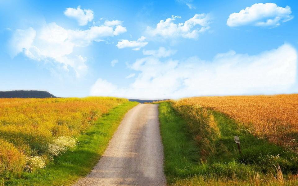 笔记本壁纸 自然风景壁纸 高清护眼风景桌面壁纸下载