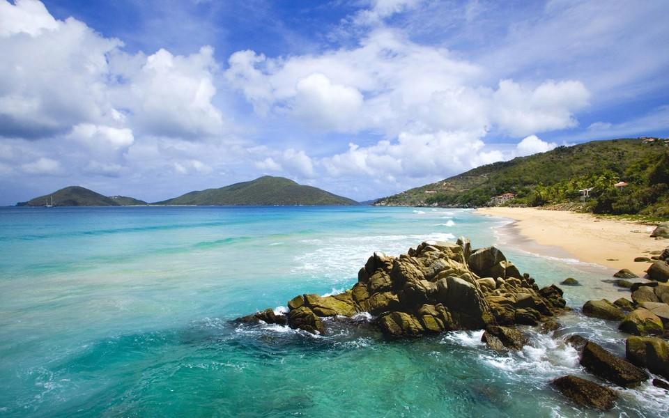 笔记本壁纸 自然风景壁纸 沿海风情高清桌面壁纸下载
