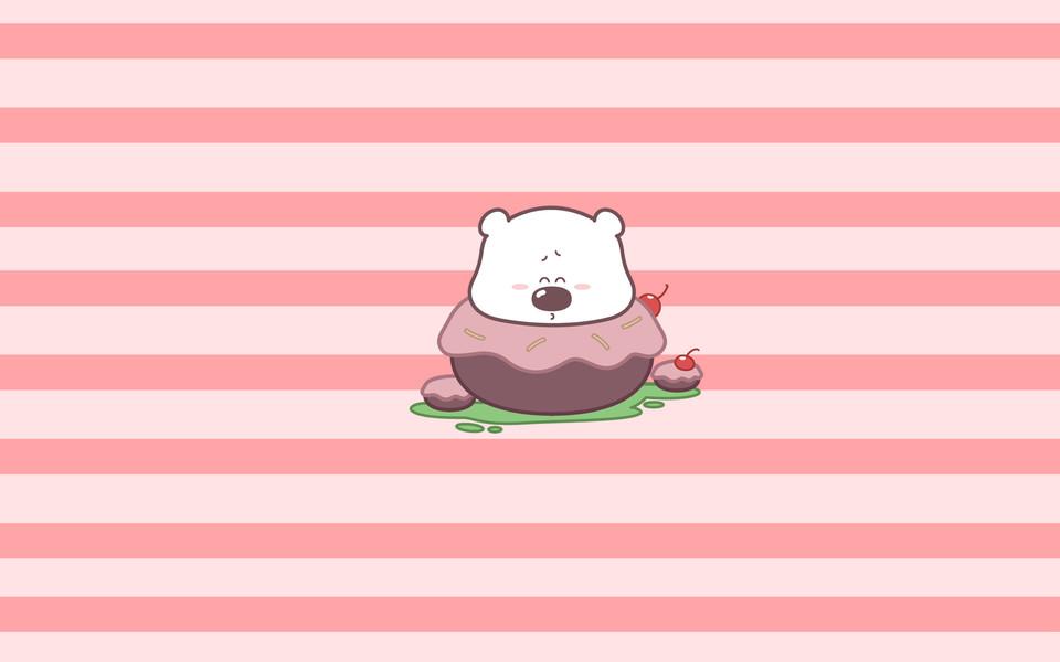 小囧熊超可爱壁纸(三) 第2页-zol桌面壁纸