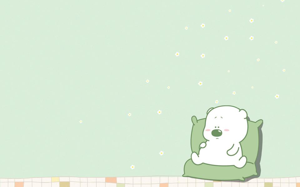 ipad壁纸 小囧熊壁纸 小囧熊超可爱平板电脑壁纸(三)下载