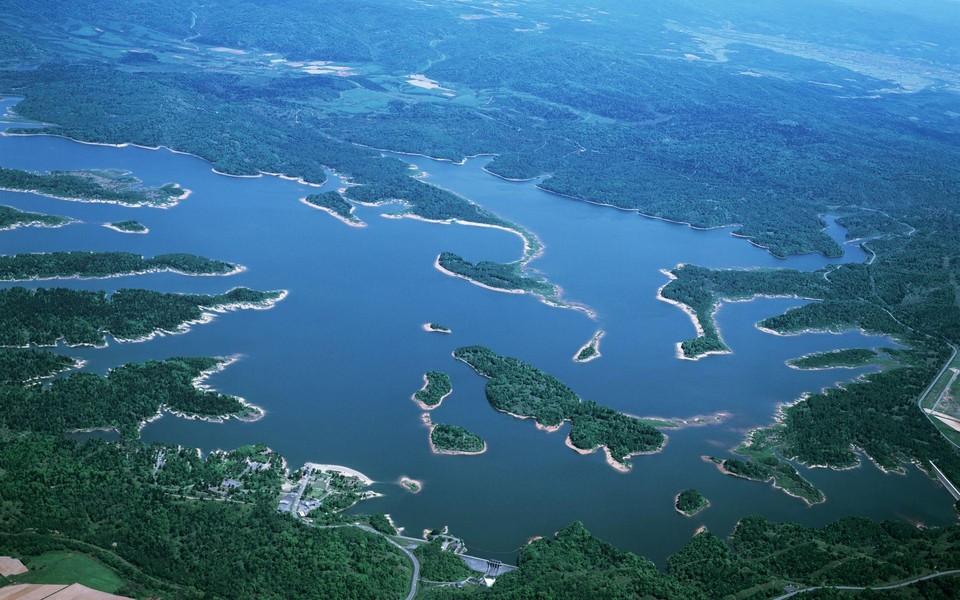 电脑壁纸 自然风景壁纸 北海道旅游高清壁纸桌面下载