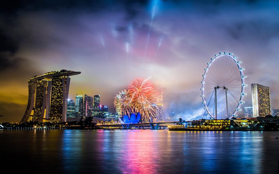 狮城新加坡高清风景壁纸