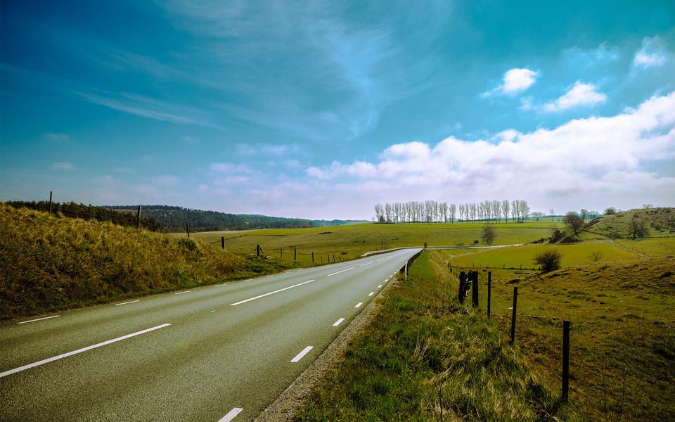 笔记本壁纸 自然风景壁纸 欧洲田园风光电脑壁纸下载
