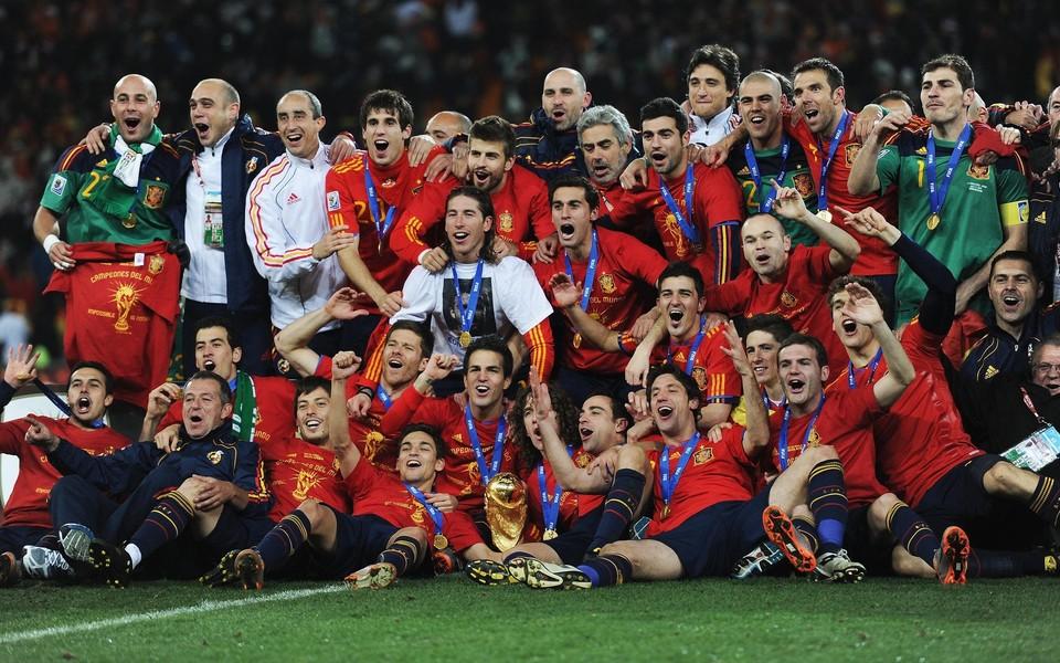 世界杯西班牙高清电脑壁纸
