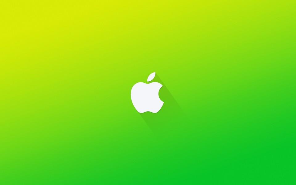 电脑壁纸 品牌壁纸 苹果logo桌面壁纸下载