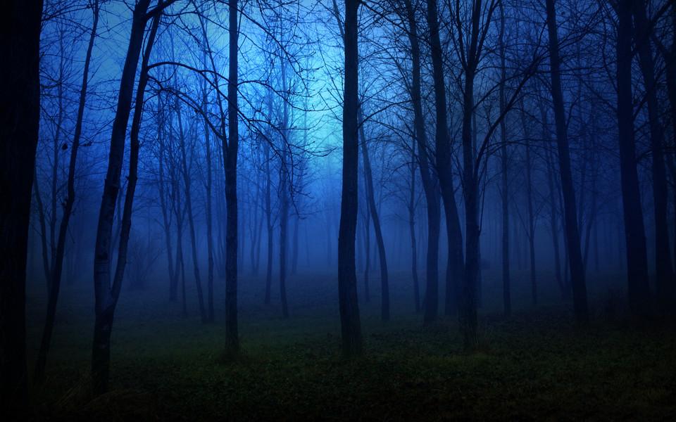 笔记本壁纸 自然风景壁纸 蓝色唯美锁屏壁纸下载