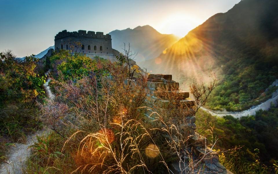 魅力中国风景桌面壁纸