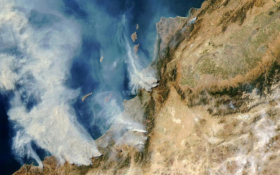 加利福尼亚风景ipad壁纸