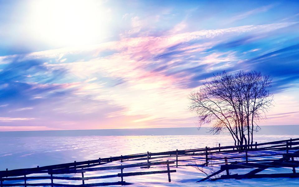 唯美壮观自然风景桌面壁纸