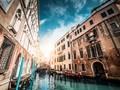 意大利水城威尼斯城市高清壁纸