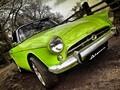 世界奢华的顶级绿色豪车图片壁纸