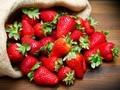清新草莓图片高清壁纸2