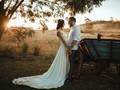 唯美浪漫的婚纱照高清图片壁纸