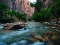 唯美瀑布高清大自然风景图片壁纸