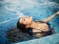 美女水中性感另类写真图片壁纸