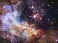 唯美浩瀚的宇宙星空图片壁纸