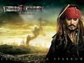加勒比海盗4宽屏壁纸