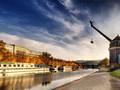 城市掠影:德国萨尔布吕肯高清壁纸