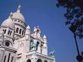 巴黎城市风光桌面壁纸