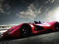 红色跑车壁纸桌面