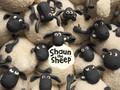 小羊肖恩可爱动漫壁纸